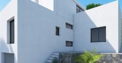 Nieuwbouw villa in Fanadix 600m van zee