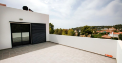 Nieuwbouw villa in La Fustera