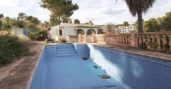 Eenvoudige villa in Sabatera