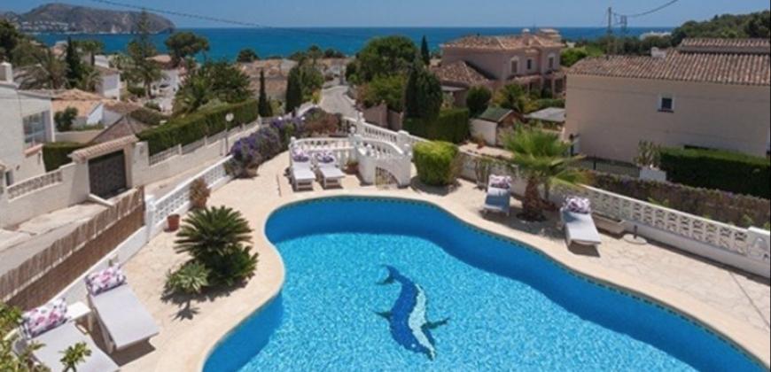 Gerenoveerde villa in Pinar de L'Advocat