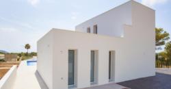 Moderne nieuwbouw villa in Benimeit