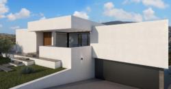 Moderne nieuwbouw designvilla in Sabatera