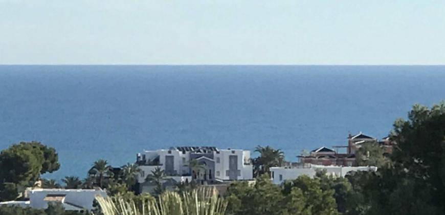 Exclusieve nieuwbouw designvilla in San Jaime