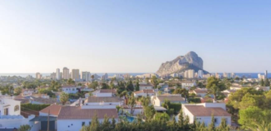 Villa in Calpe, Ortembach