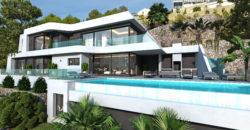 Exclusieve designvilla in Benissa, Pedramala