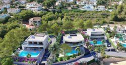 Exclusieve nieuwbouw villa Moraira