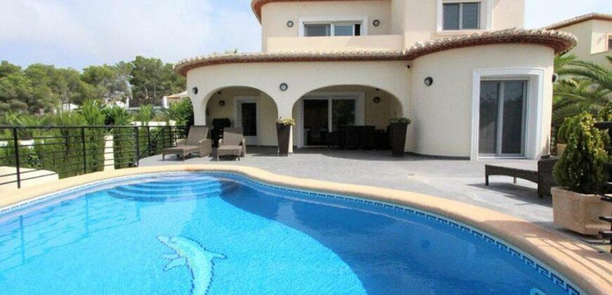Villa Benissa La Fustera