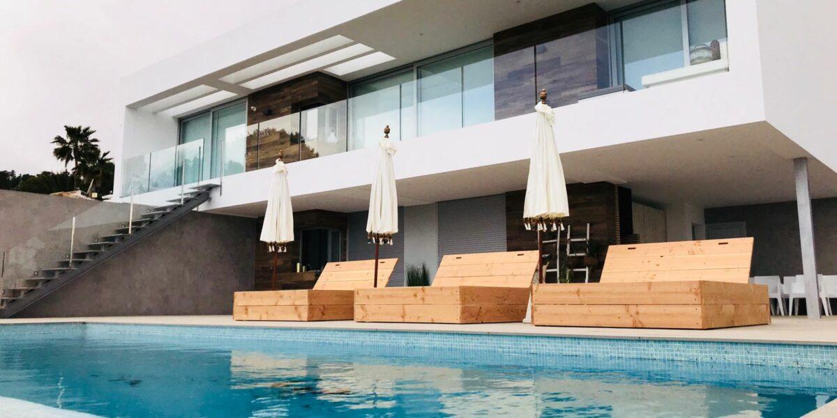 Unieke exclusieve moderne villa in Moraira