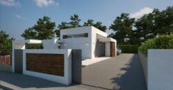 Moderne nieuwbouwvilla Calpe