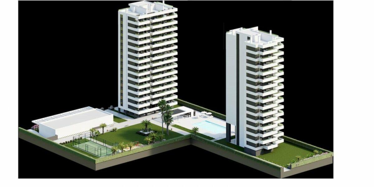 ALEXIA Exclusieve nieuwbouw appartementen Calpe