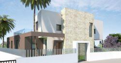 Moderne villa in Calpe met prive zwembad