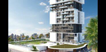 Sunrise Tower exclusieve nieuwbouw appartementen Calpe